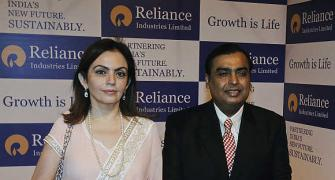 Mukesh Ambani 18th richest man in the world
