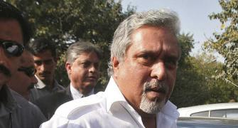 I am not an absconder, says Mallya