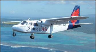 Samoa Airline charging obese passengers more