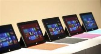 Microsoft developing 7-inch Surface tablet