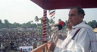 Sai's Take: Rajiv attack: Modi desperate?