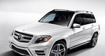 ICONIC off-roader Mercedes GL Class to hit roads in May