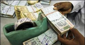 Rupee up 16 paise at 54.22 on dollar selling