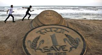 COLUMN: Rupee approaching tipping point