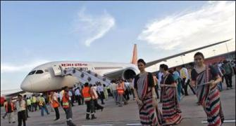 Boeing to compensate Air India for grounded Dreamliners