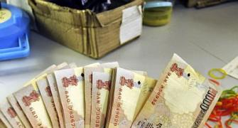 Rupee advances 18 paise against dollar