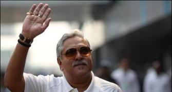 Vijay Mallya's luxury toys are not his own