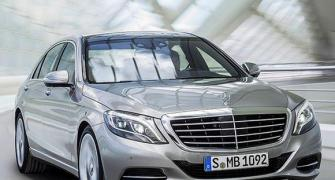 Mercedes adds business-class comfort to its NEW S-Class
