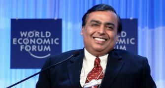 Covid Reality: Ambani one hr=Worker 10,000 yrs