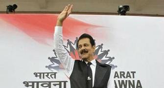 How the glitzy Sahara Parivar slipped into deep crisis