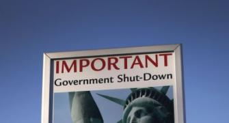 In picture: How the US shutdown affects the daily life