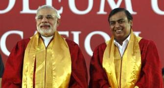 Modi's lack of interest to push reforms not puzzling