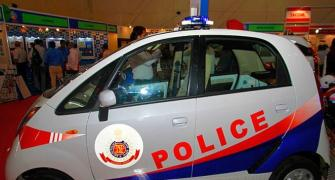 Will Tata Nano make for a good police patrol car? Your say...