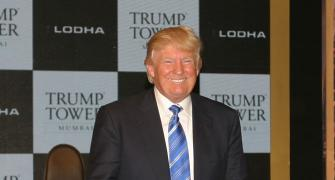 Donald Trump, a big fan of Modi's India!
