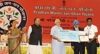 Jan Dhan account deposits cross Rs 1 lakh cr