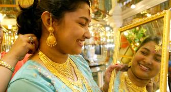 Gold may turn out to be a good investment this year