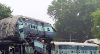 God help the passengers of Indian Railways' high speed trains