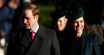 William, Kate and Harry set up firms to protect 'brand'