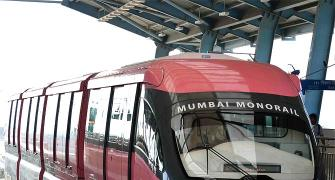 Mumbai monorail rakes in Rs 2 lakh on Day 2
