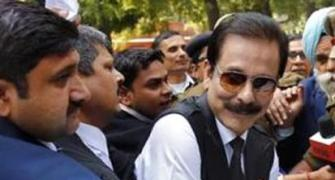 Subrata Roy starts asset sale talks from Tihar Jail