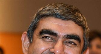 Vishal Sikka is India's highest paid IT CEO