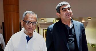 Founders fully committed to Infosys, it's all good: Sikka