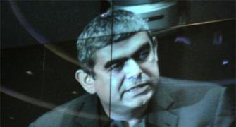 Why Vishal Sikka decided to join Infosys