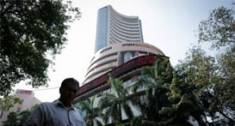 Sensex slips to over 10-day low on rising inflation, weak rupee