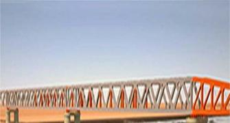 India's longest rail-cum-road bridge to be ready by 2017