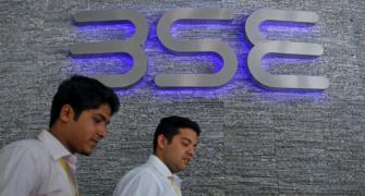 Markets end on a strong note; Sensex up 125 points