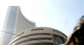 Sensex down more than 100 points, ICICI Bank dips 2%