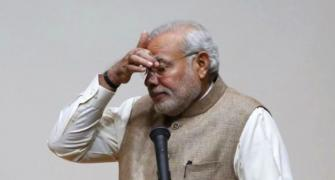 The pitfalls of being Modi
