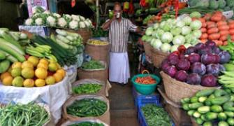 Moderate inflation a passing phase: Economists