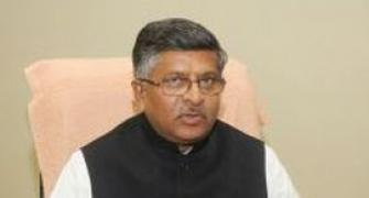 6 reasons why Modi moved Ravi Shankar Prasad out of telecom