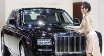 Indian luxury car service that ferried convoys of Obama, Bush!