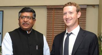Zuckerberg keen to expand Internet reach in India