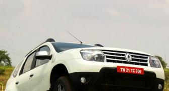 Duster AWD: The off roader goes where its competitors can't