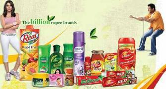 Dabur falls 9% after Burman is named in black money case