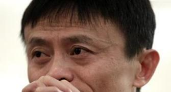 Where is China's Alibaba group founder Jack Ma?