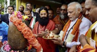 Divine help! Modi eyes temple gold to tide over trade imbalance
