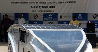 SERVe: An amazing solar car designed by Indian students