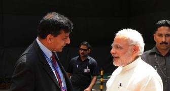 RBI chief Rajan wins over Modi despite broad mistrust