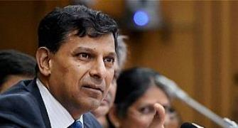 India not out of inflation woods: Rajan