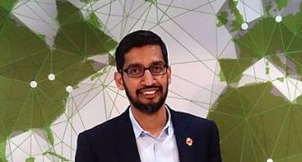 PM congratulates Sundar Pichai on new role
