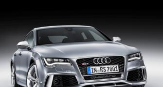 Audi RS 7: The beast that dazzles