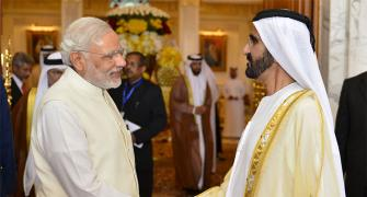 India, UAE plan infrastructure fund, defence and technology ties