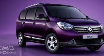 5 things that make Renault Lodgy special
