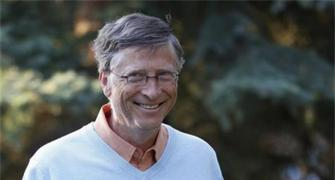 World's 10 richest people, Bill Gates is No 1