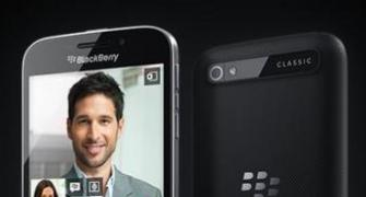 BlackBerry launches Classic in India for Rs 31,990