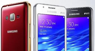 Samsung launches first Tizen smartphone for Rs 5,700